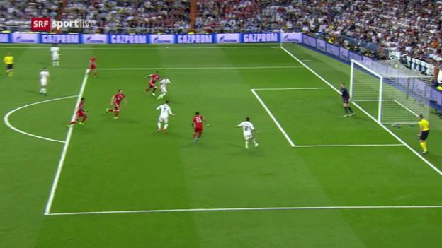 Video «Ronaldos Tor zum 2:2» abspielen