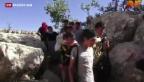 Video «USA bombardieren Stellungen irakischer Extremisten» abspielen