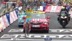 Video «Nibali gewinnt weiter» abspielen