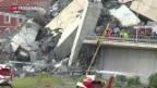 Video «Brückeneinsturz in Genua» abspielen