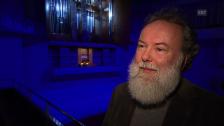 Video «Wolfgang Sieber: «Bach eignet sich für kurze Sprünge.»» abspielen