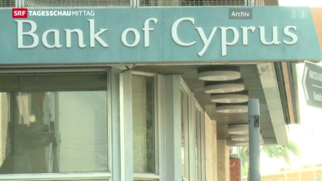 Bankkunden müssen Zypern retten