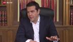 Video «Gnadenfrist für Griechenland gefordert» abspielen