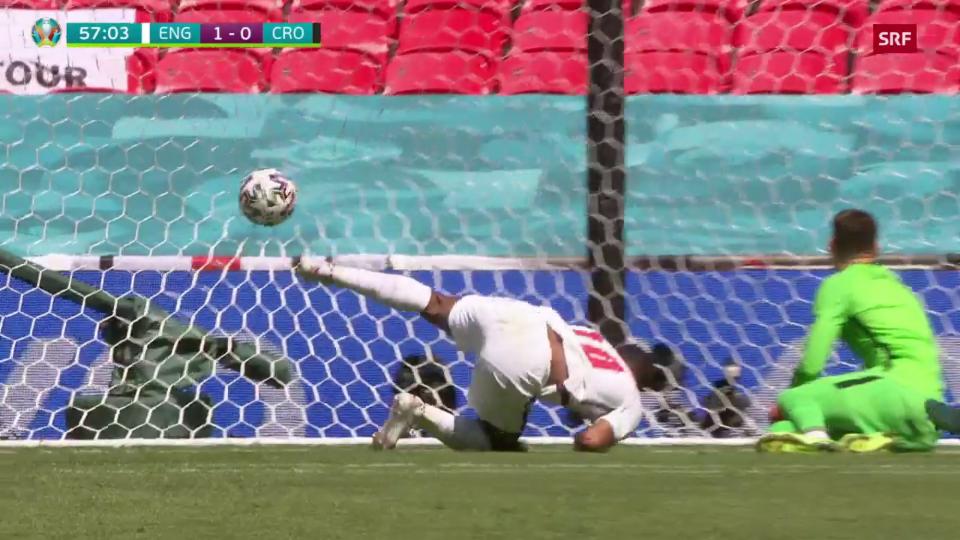 Il gol da Sterling