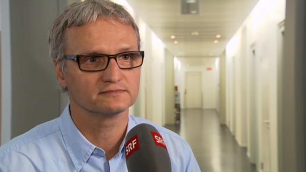 Video «Walter Pavel, Zollverwaltung: «Vereinfachung für Konsumenten»» abspielen
