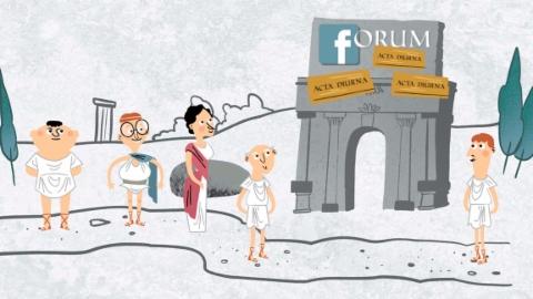 Wer hat's erfunden? - Soziale Netzwerke im antiken Rom (7/19)