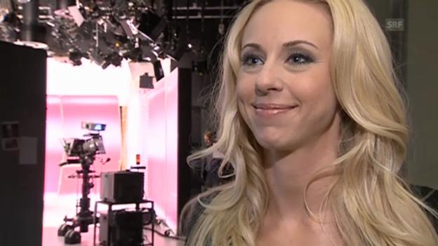 Video «Nicole Berchtold über ihren Sprung auf die grosse Showbühne» abspielen