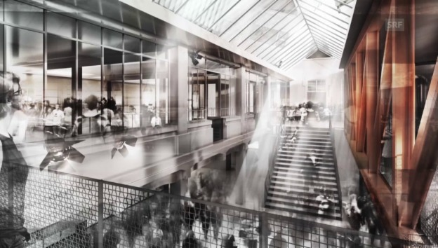 Video «So wird die neue Markthalle (1.2.2017)» abspielen