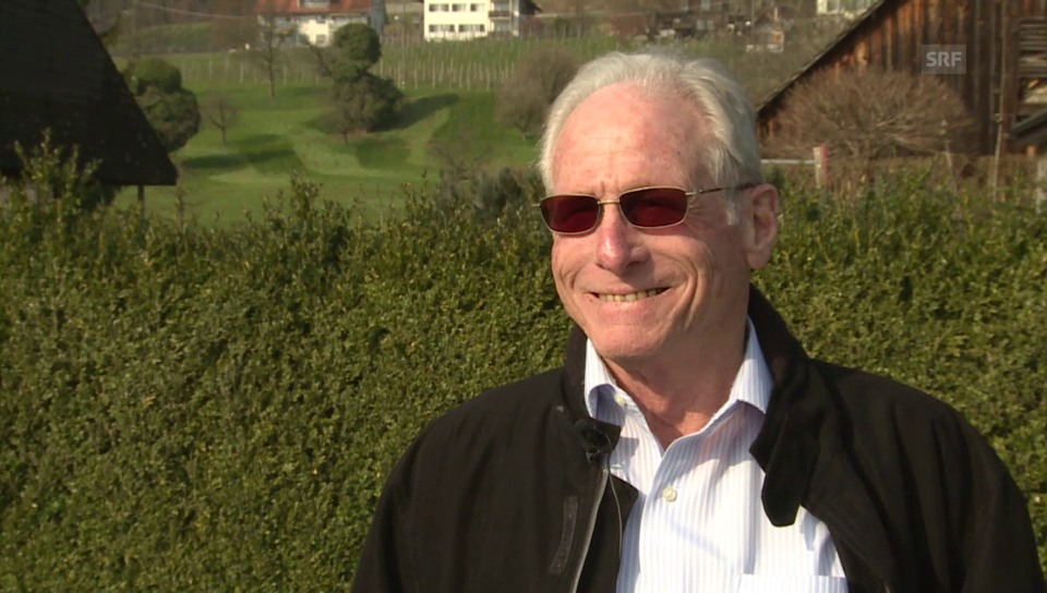 Jürg Randegger über sein Alter