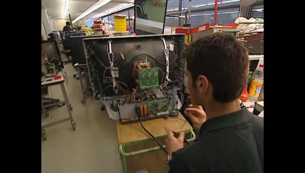 Video «Berufsbild: Multimediaelektroniker» abspielen