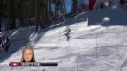 Video «Ski-WM Vail/Beaver Creek, SL Frauen, 1. Lauf Chable» abspielen