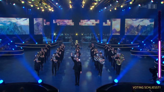 Video «Divert'in Brass - Medley» abspielen