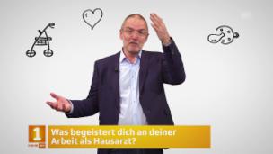 Video «Das ist «Ratgeber»-Hausarzt Thomas Kissling» abspielen