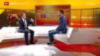 Video «Studiogast: Kariem Hussein, Teil 2» abspielen