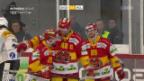 Video «Biel schlägt Lugano zuhause» abspielen