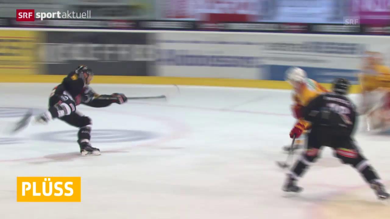 Eishockey: Benny Plüss fehlt für unbestimmte Zeit