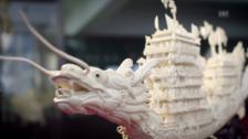 Video «Zentrum des Elfenbeinhandels – die chinesische Boomtown Guangzhou» abspielen