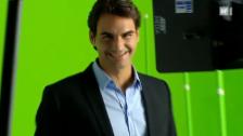 Video «Roger Federer, der Werbestar» abspielen