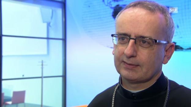 Video «Martin Werlen über den Wert der Sonntagsruhe» abspielen