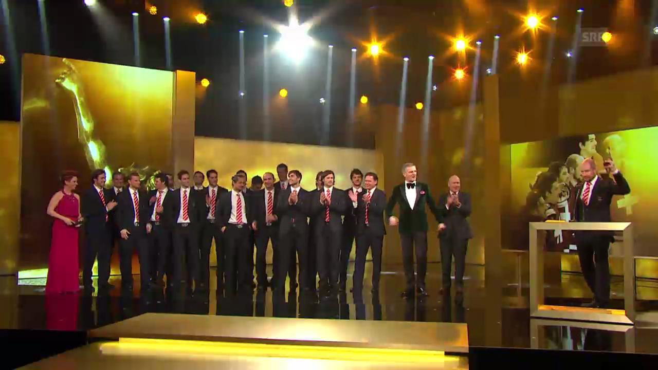 «Sports Awards» Eishockey-Nati ist Team des Jahres