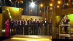 Video ««Sports Awards» Eishockey-Nati ist Team des Jahres» abspielen