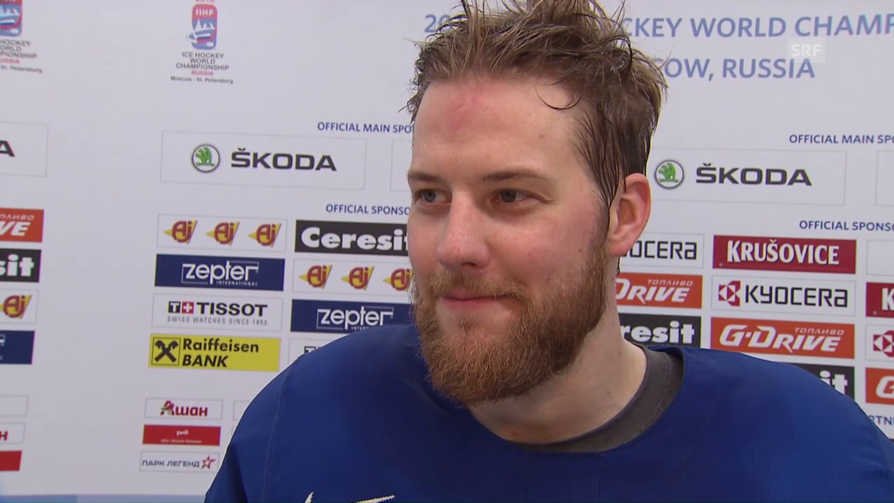 Omark: «It's always the gold!»