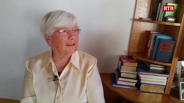 Laschar ir video «Emprima presidenta dal Cussegl Grond»