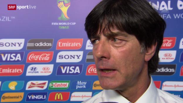 Video «Fussball: WM-Auslosung, die anderen Gruppen» abspielen