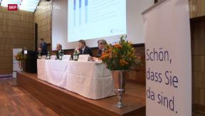 Video «Zürcher Kantonalbank erhöht Gewinn» abspielen