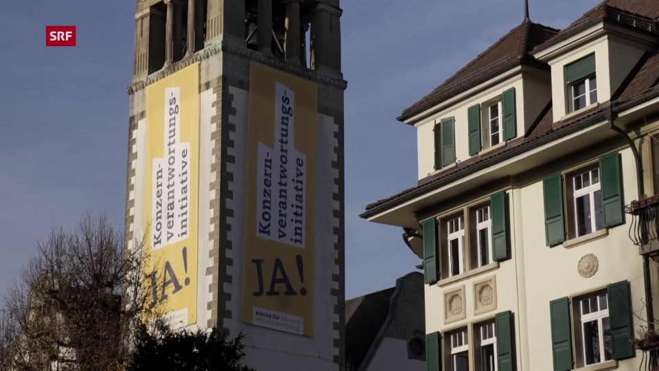 Aus dem Archiv: Konzerninitiative spaltet die Kirchen