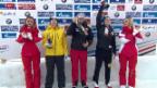 Video «Gilardoni holt an der Skeleton-EM in St. Moritz dank Bahnrekord Bronze» abspielen