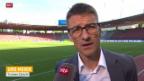 Video «Fussball: Die Stimmen zu Zürich - Basel» abspielen