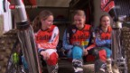 Video «Familie Zünd: Drei Schwestern geben Gas» abspielen