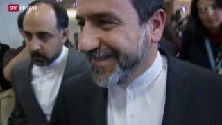 Video «Plan für Irans Atomprogramm» abspielen