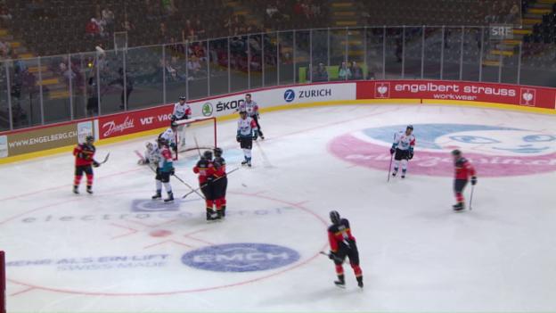 Video «Bern deklassiert Linz» abspielen