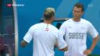 Video «Schweiz vor entscheidendem Spiel» abspielen