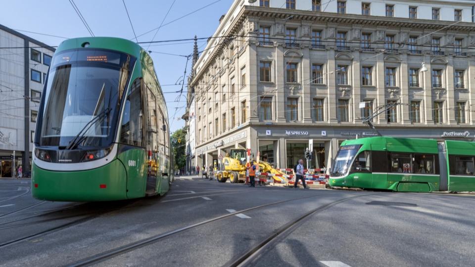 Basler Tramfahrerinnen und Tramfahrer dürfen neu Musik hören