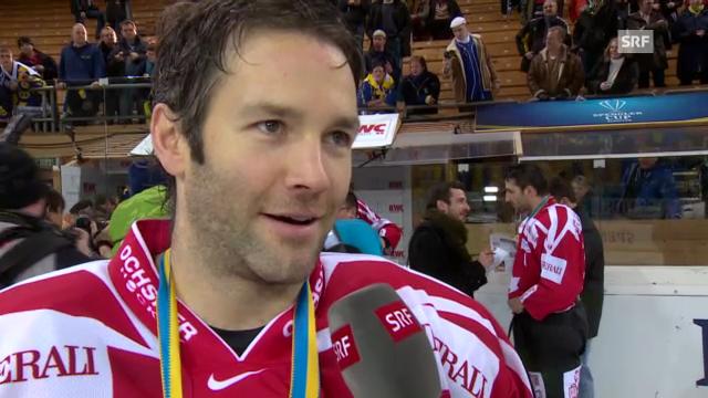 Eishockey: Interview Micki Dupont