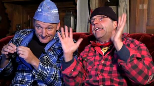 Video ««Hösli&Sturzenegger» und der Muttertag» abspielen