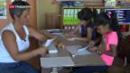 Video «Flüchtlingskinder in Schweizer Schulen» abspielen