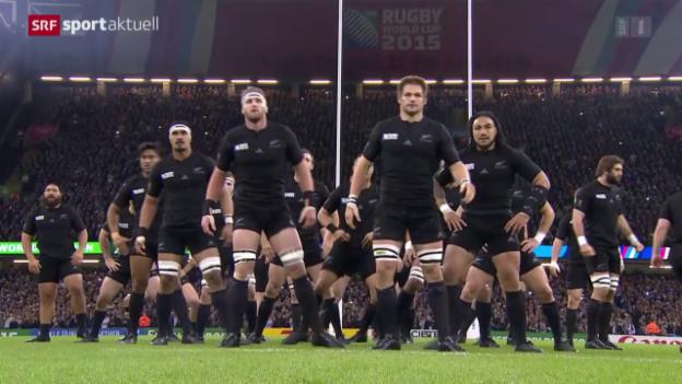 Video «Rugby: Die WM-Viertelfinals» abspielen
