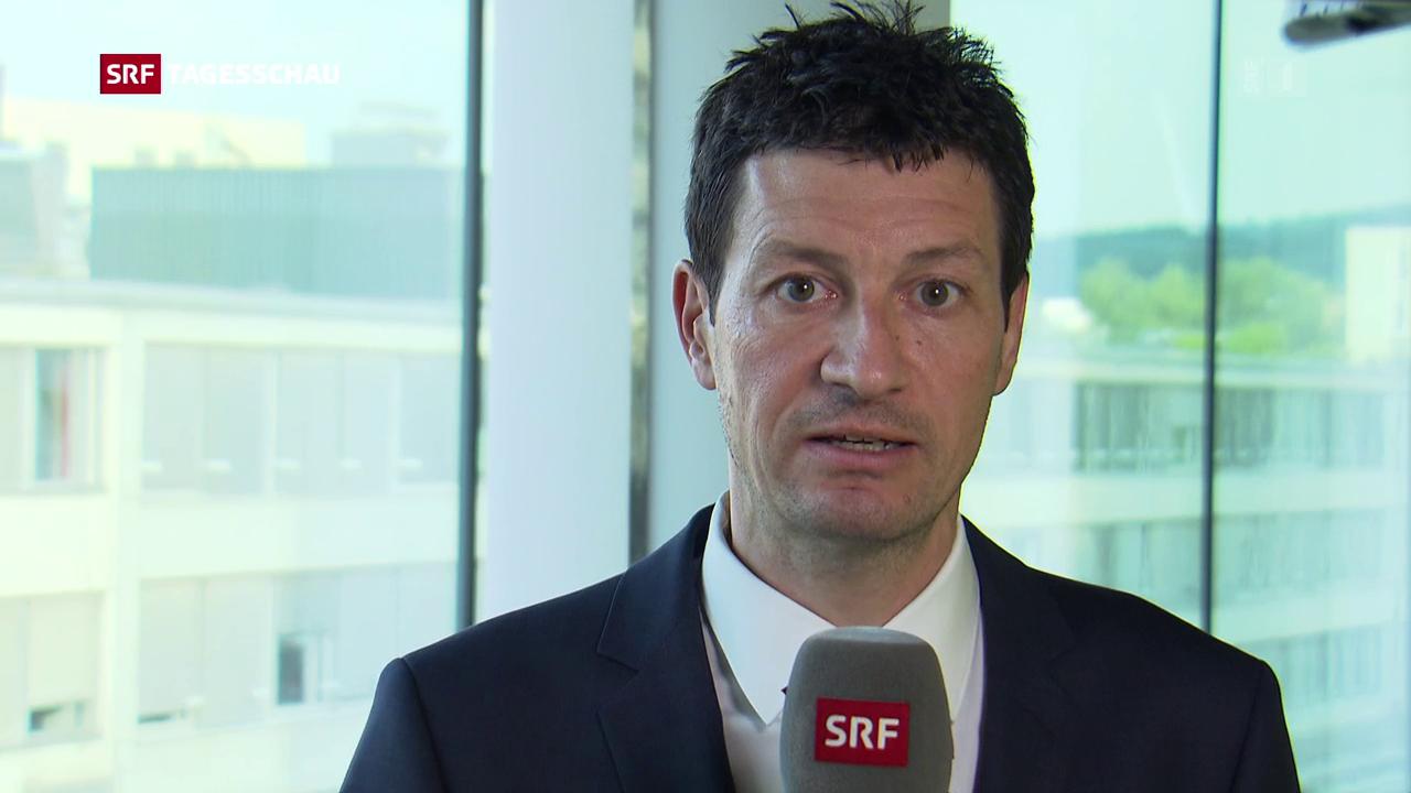 Tobias Bossard zu den Auswirkungen auf die Schweiz