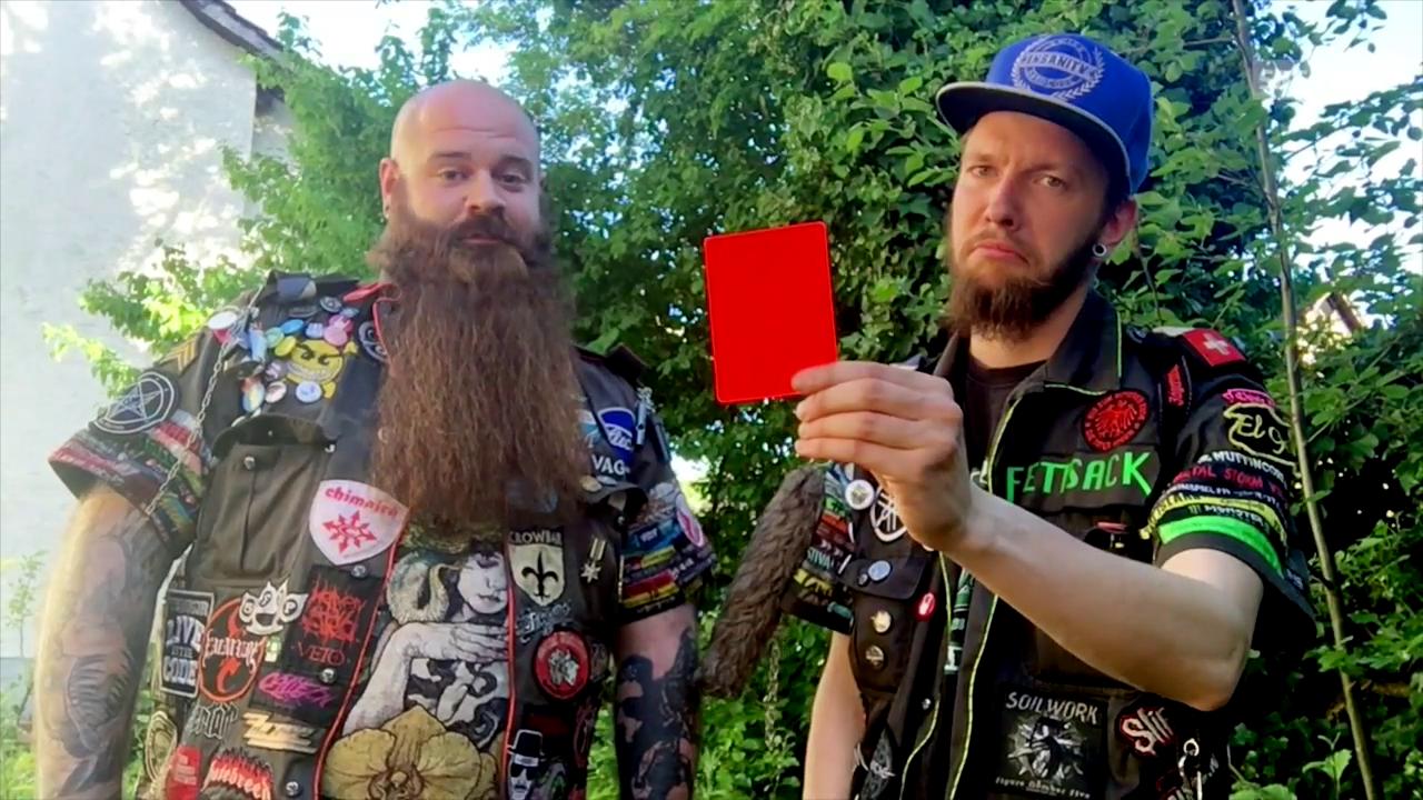 SRF 3-Festival-Superpass: Martin und Lukas