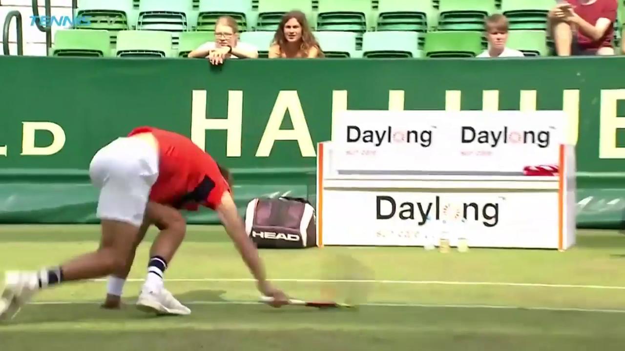Eine Hassliebe: Benoît Paire und das Tennis