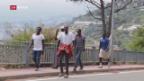 Video «FOKUS: Ungarn und Slowakei müssen Flüchtlinge aufnehmen» abspielen