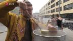 Video «Literarischer Rotzlöffel – Flurin Jecker mischt das Feuilleton auf» abspielen