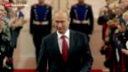 Video «Ein Jahr Putin: kaum Veränderung im Kreml» abspielen