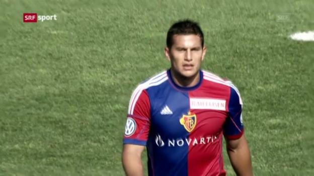 Video «Bobadilla wechselt nach Augsburg («sportaktuell»)» abspielen
