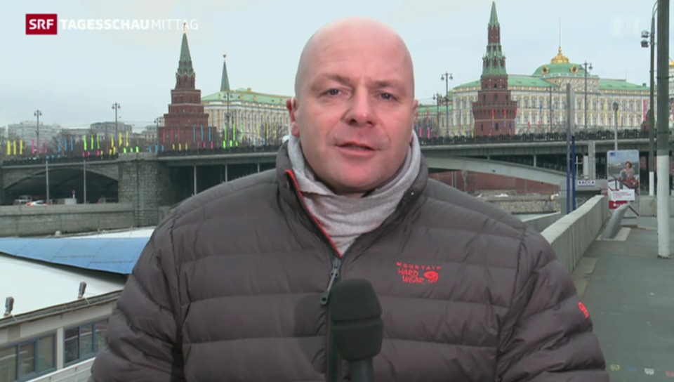 SRF-Korrespondent Christoph Wanner zur Wirtschaftssituation
