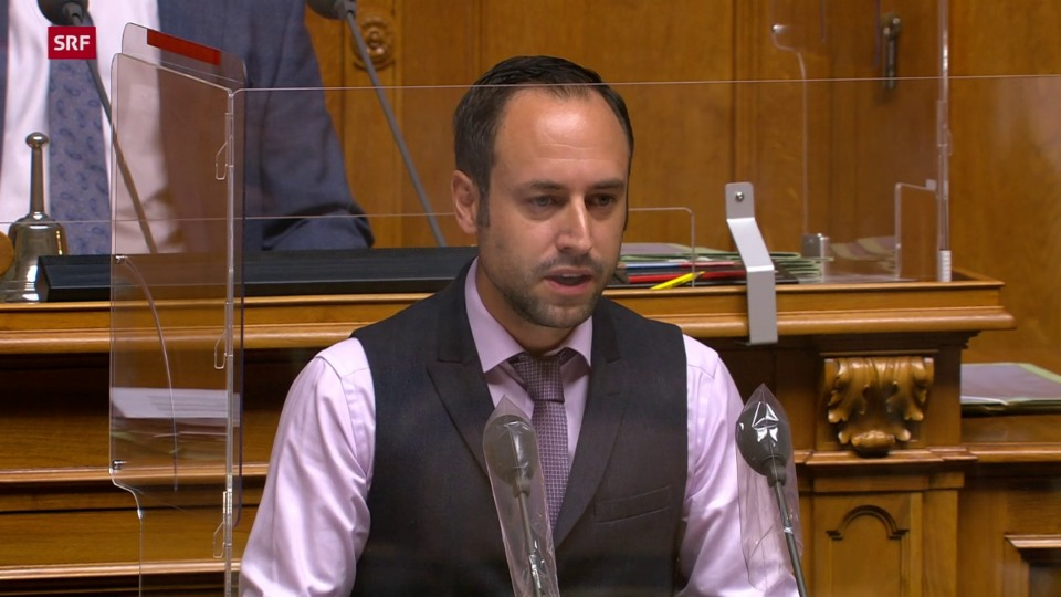 Christian Wasserfallen (FDP/BE): «Politik muss mit Logik offenbar nichts zu tun haben»